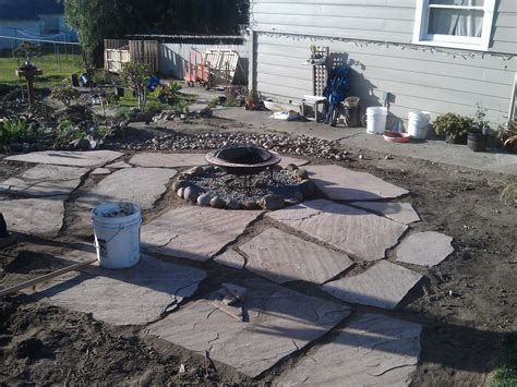 Building A Flagstone Patio  Mind Your Dirt. Flagstone Patio Sealing. At Home Store Patio Umbrella. Patio Designs Rochester Ny. Beautiful Patio Pics. Enclosed Patio Room Design. Concrete Patio Installation Instructions. Enclosed Porch With Patio. Concrete Patio Thickness