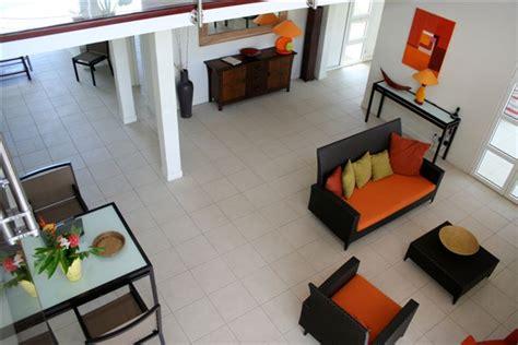 chambre vue de haut hébergement de luxe en guadeloupe villa boubou en location