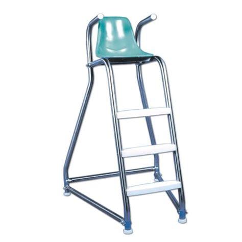 paragon 20460 portable lifeguard chair three step