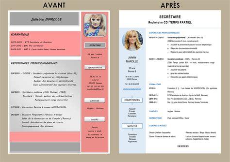 Cv Exemplaires by R 233 Alisation Et Correction De Cv Mod 232 Les En Ligne Suivi