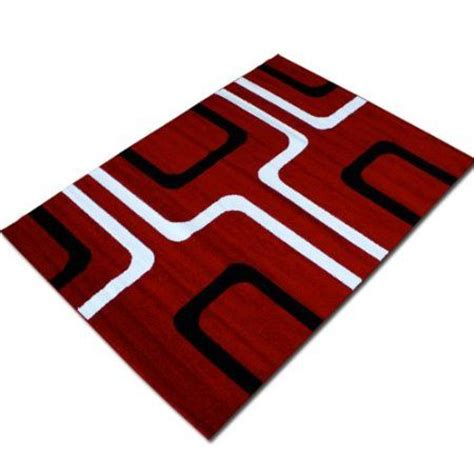 tappeto da cucina tappeto moderno per interno da salotto 170x240 bordeaux