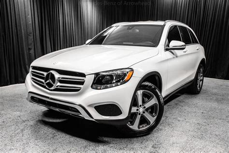 Much like the new glc coupé, which combines the merits of an suv. 2017 Mercedes-Benz GLC 300 SUV Peoria AZ 19893880