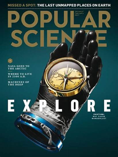 Science Popular Magazine Subscription Penthouse Issue Covers