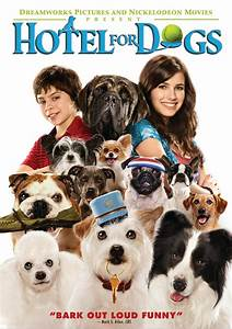 Hotel for Dogs DVD Release Date April 28, 2009