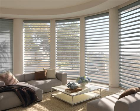 Sheer Hunter Douglas Pirouette Shades  Dallas, Coppell Tx