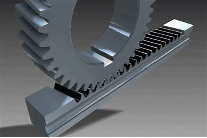 Rack Pinion Gears Gear Spur Inventor Ii