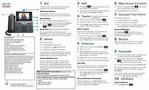 Cisco 8861 Ip Phone Manual
