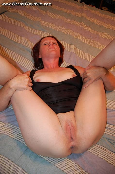 Chubby Nasty Wife Strips And Dreaming About Xxx Dessert