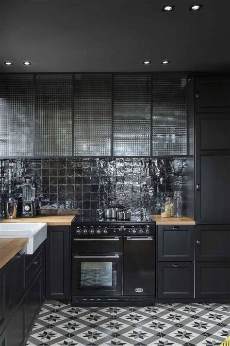 ikea kitchen cabinet 17 best ideas about black tiles on bathroom 4486