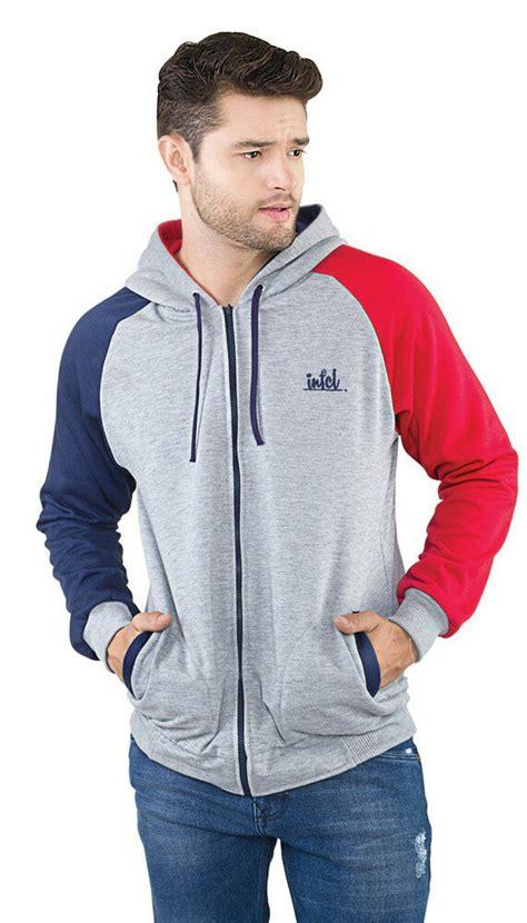 jual beli sweater pria fleece jaket zipper hoodie