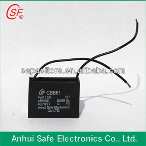 Cbb61 Ceiling Fan Capacitor Suppliers by Ceiling Fan Wiring Diagram Capacitor Cbb61 Buy Ceiling