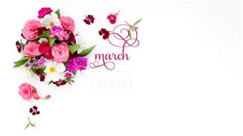 desktop calendar march ashlee proffitt