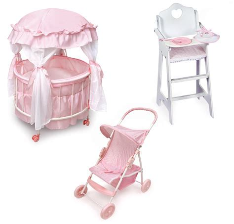 Royal Pavilion Doll Crib Furniture Set   From $130.99 to