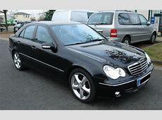 Mercedes benz c 180 kompressor w203 technische daten