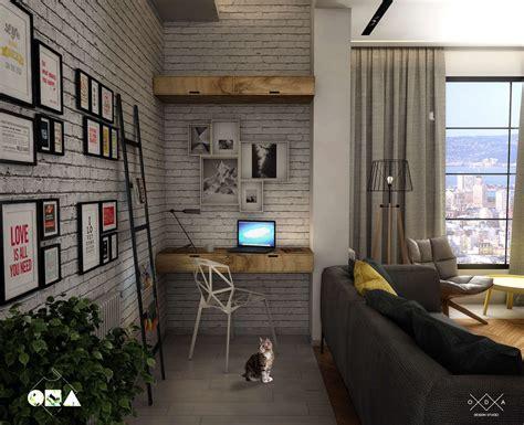 petit bureau pour pc 20 idées pour agencer et décorer un bureau