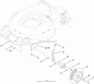 Toro 20092  Super Recycler Lawn Mower  2010  Sn 310020058