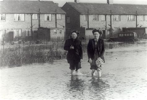 How The Floods Of The 1950s Shaped Our Past And Present