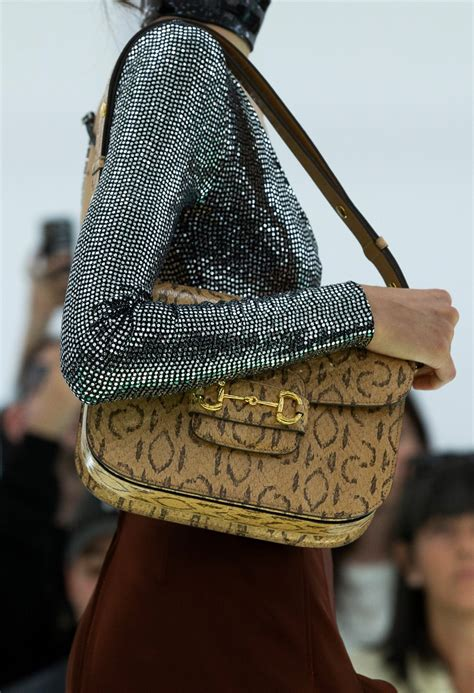 gucci spring introduces shape lot