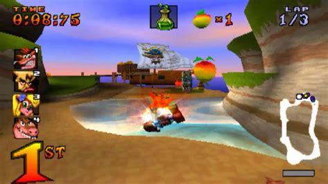 descargar crash team racing para teléfonos