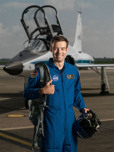 alaskan selected  nasas  astronaut candidate class
