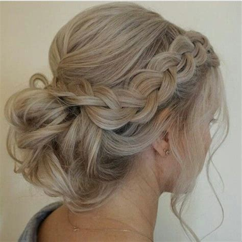 hair up plait styles braid and up do wedding hairstyles 5366