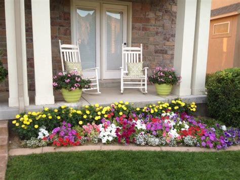Front Yard Flower Garden Designs