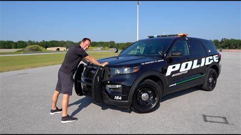 ford explorer police interceptor hybrid