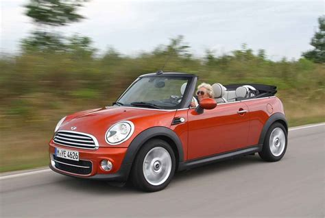 Mini Cooper Convertible 5 Cool Car Wallpaper
