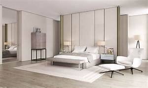 21 cool bedrooms for clean and simple design inspiration for Design a bedroom