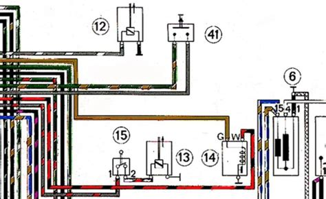 Thermo Time Switch Wiring Pelican Parts Forums