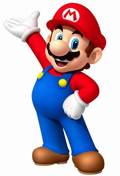 Mario Clip Clipart Super Characters Cliparts Link