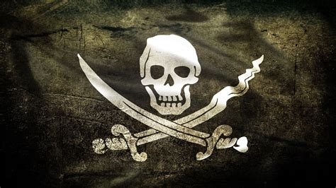 pirate skull cross bones wallpaper high quality