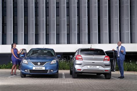 Suzuki South Africa by The New Suzuki Baleno Launches In South Africa Cape Town