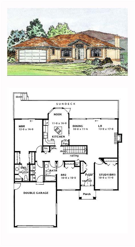 southwest house plans 51 best southwest house plans images on living