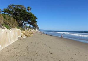 Butterfly Beach Montecito California