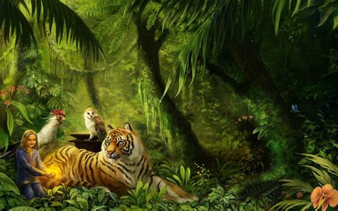 Animated Jungle Wallpaper - jungle wallpapers hd backgrounds images pics photos