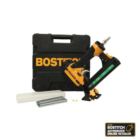 bostitch ehf1838k 18 gauge engineered hardwood flooring