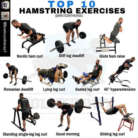 kettlebell leg hamstring curl swings lying exercises seated workout curls cardio stiff training