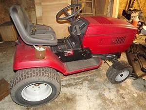 Need Help Identifying This Huskee Mower - Mtd Tractor Forum