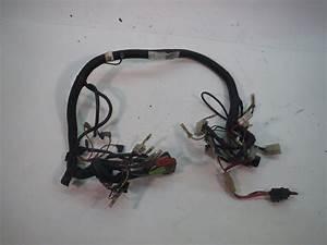 Yamaha Xv700 Virago Main Wiring Harness 84