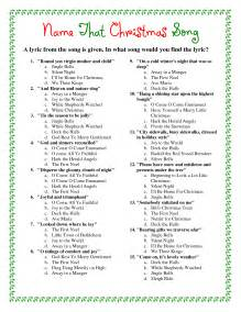 7 best images of name that tune trivia printable printable christmas song trivia printable