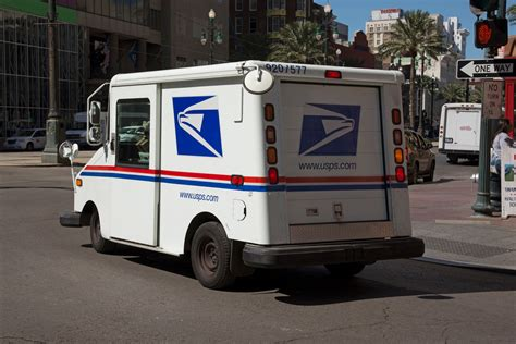 New Postal Truck by Next Generation Postal Service Truck Spotted In Virginia