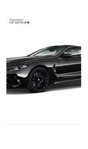 BMW M8 Configurator Lets You Spec The Hyper GT To Your ...