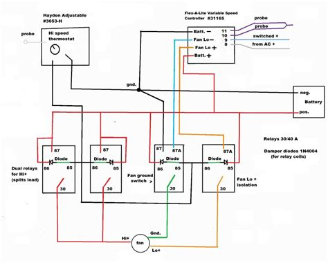 Hunter Ceiling Fan Capacitor Wiring Diagram Download