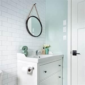 salle d39eau couleur pastel salle de bain inspirations With salle de bain couleur pastel