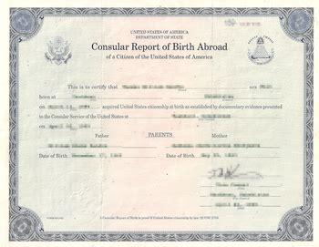 apostille  birth   citizens  consular