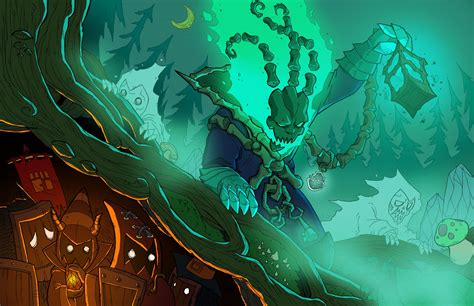 League Of Legends, Thresh Wallpapers Hd / Desktop And Mobile Backgrounds