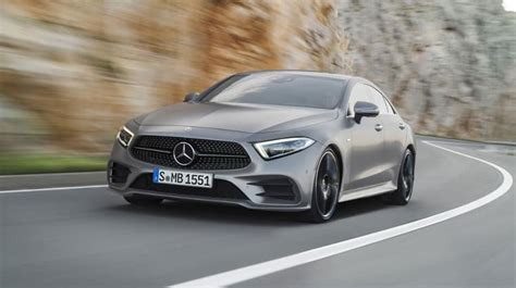 mercedes benz cls preview release date features