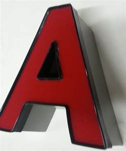 Wholesale sign letters channel letters outdoor lighted for Cheap channel letter signs