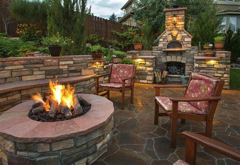 Fire Pit Landscaping Ideas  Design Decoration